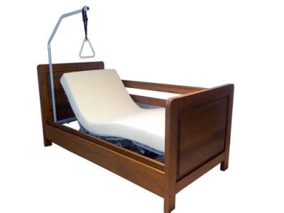 barre letto letto per disabili con barre di protezione anticaduta a