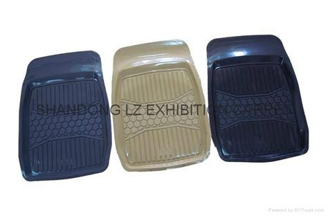 Toyota Altis Karpet Premium Universal 3pcs Grey needle felt carpet entrance mat car floor mat tufted