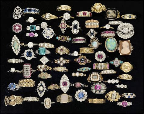 Antique Rings: Antique Rings Sydney