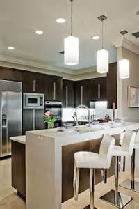 island bench kitchen designs cozinha americana uma bela decora 231 227 o lustres diferenciados cadeiras lindas e