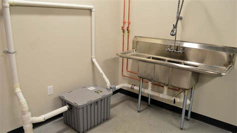 Commercial Kitchen Installation Cost by Grease Trap Installation And Cost Roto Rooter