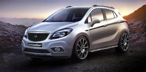 Auto Tuning Programm by Opel Mokka Tuning Program By Irmscher Autoevolution