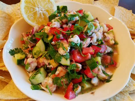 best fish for ceviche mexican ceviche recipe dishmaps