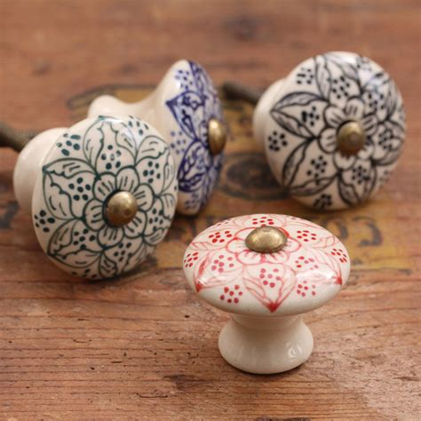 Porcelain Kitchen Cabinet Knobs Daha Ceramic Cabinet Knob