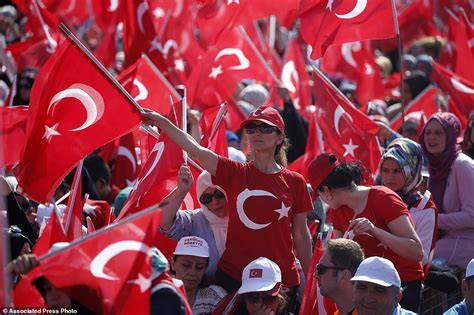 ottoman people istanbul waterfront transformed as turks gather for anti