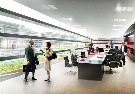 Office Space Ta Galeria De Proposta Vencedora Para O Premier Cus Office