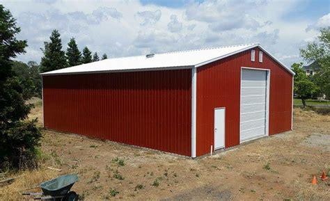 Metal Garage Buildings Prices by Steel Buildings Metal Garages Building Kits Prefab Prices
