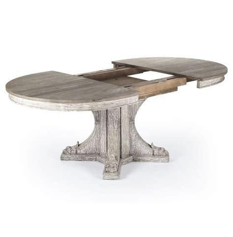 Farmhouse Extendable Dining Table 25 Best Ideas About Extendable Dining Table On Expandable Table Space Saving