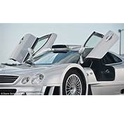 Mercedes Benz CLK GTR Supercar With 73 Litre Engine And