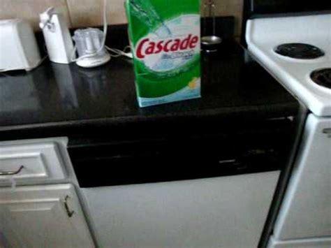 Dishwasher Flooded Floor - omg my dishwasher flooded my kitchen floor