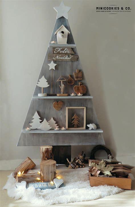 arbol de navidad de madera arbol navidad de madera bohochicstylebohochicstyle