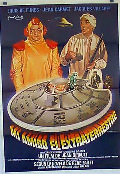 mi amigo extraterrestre quot mi amigo el extraterrestre quot movie poster quot la soupe aux choux quot movie poster