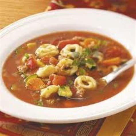 italian soup italian sausage tortellini soup recipe