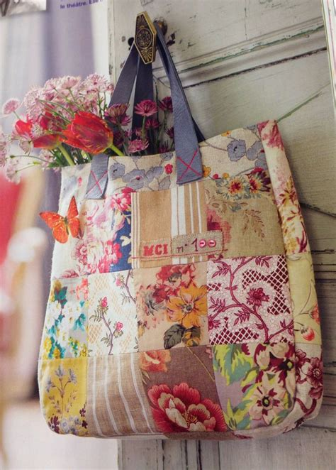 Ideas For Patchwork - best 25 patchwork bags ideas only on