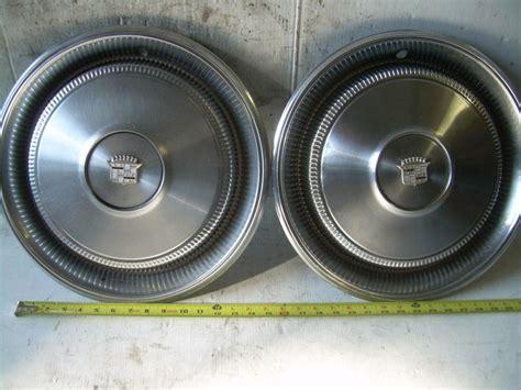 1960 cadillac fleetwood hubcaps buy 70 cadillac fleetwood calais stainless
