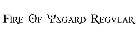 fire of ysgard font dafont com gothic fonts on ffonts net like fette unz fraktur
