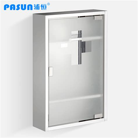 free shipping stainless steel bathroom cabinet pyxides
