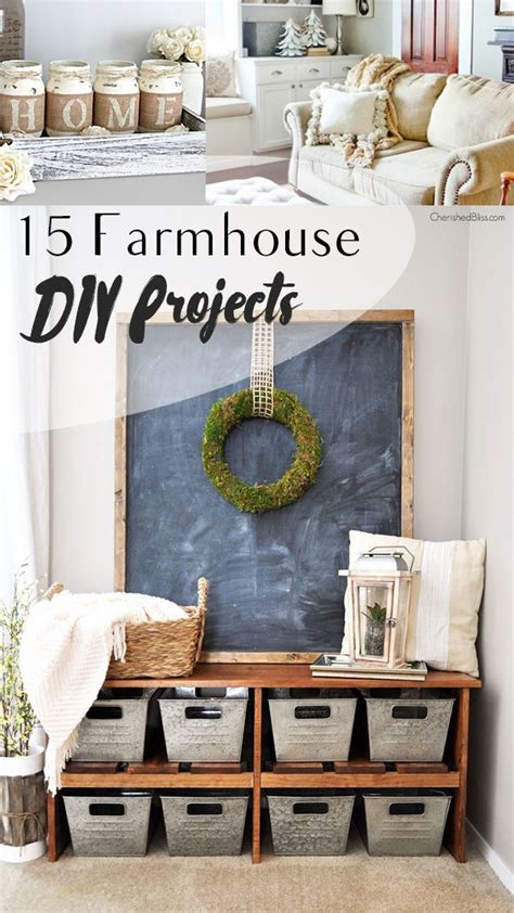 farmhouse decor fall decor diy home decor easy home