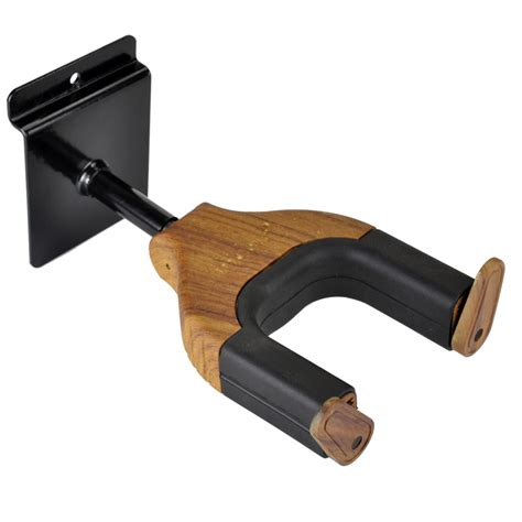 Wooden Wall Stand New High Quality Guitar Wooden Hook Holder Wall Mount