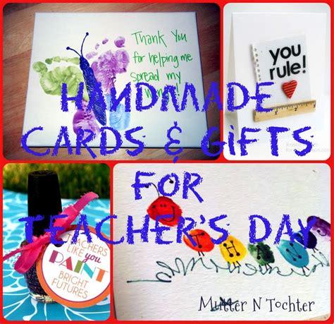 Handmade Teachers Day Gift - 1000 ideas about teachers day card on poem