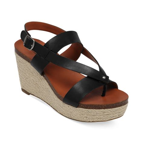 lucky brand sandals lucky brand womens naturale platform wedge sandals in