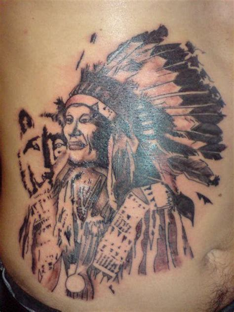 native flesh tattoo american tattoos