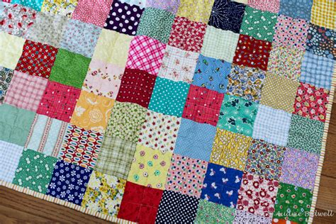 Everyday Celebrations Simple Patchwork Pillows Free Pattern - 20120717 patchwork quilt 3 jpg images frompo