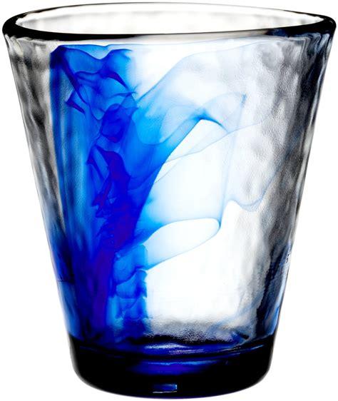 blue glass cobalt blue glass glassware