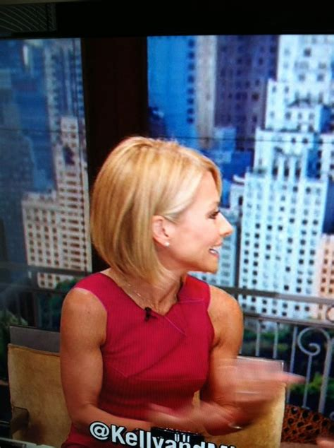 back of kelly ripa hair 113 best bob hairstyles images on pinterest hairstyles