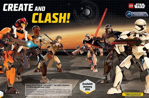 Lego Finn Trooper Starwars new lego wars buildable figures revealed finn poe phasma kylo and stormtrooper