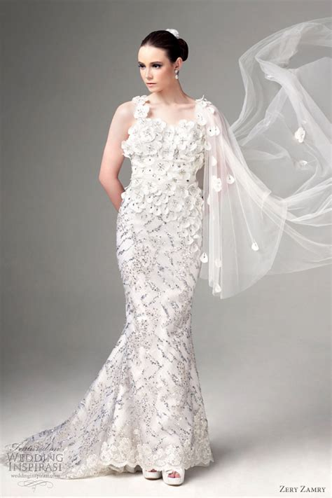 Fazira Dress zery zamry bridal collection 2012 wedding inspirasi page 2