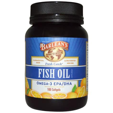 supplement dha barlean s fresh catch fish supplement omega 3 epa