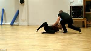 Head Hit The Floor - strictly come dancing 2012 denise van outen continues her winning streak by topping the leader