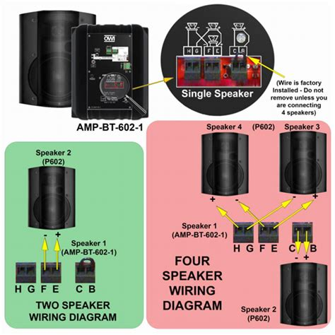 100 wiring diagram for bluetooth speakers mbcluster