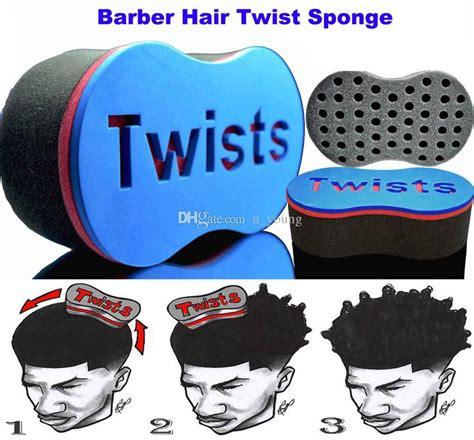 walmart barber hair sponge new magic barber hair brush twist sponge for dread locs