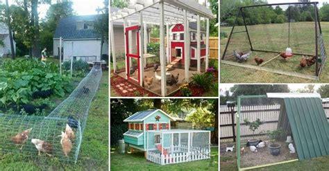 Backyard Chicken Coop Plans Free 22 ไอเด ย เล าไก ในสวน