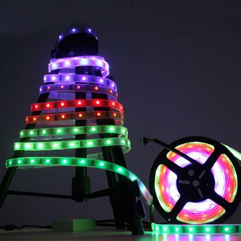 18 amazing led strip lighting amazing lighting and easy operation of rgb ic led strip