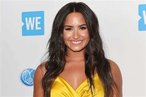 Demi Lovato A Demi Lovato Documentary J104 5