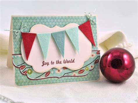 Handmade Holidays - 16 handmade cards hgtv