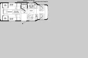 winnebago rialta floor plans 2004 winnebago rialta class c rvweb com