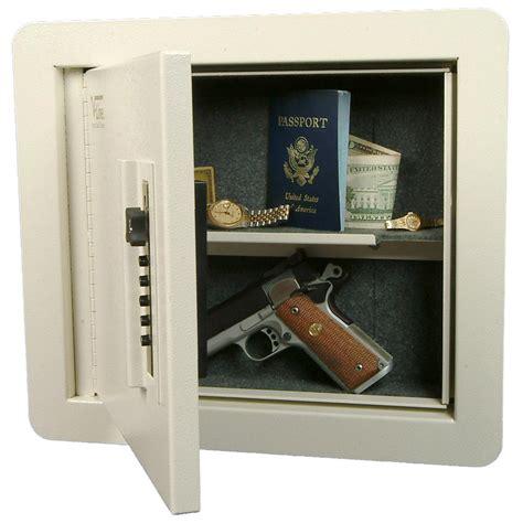 wall safe v line vault in wall handgun safe 41214 s