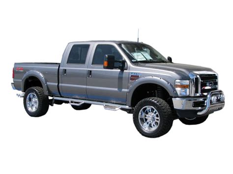 f350 bed 1999 2016 f250 f350 n fab stainless steel wheel to wheel nerf step crew cab 6 5 ft