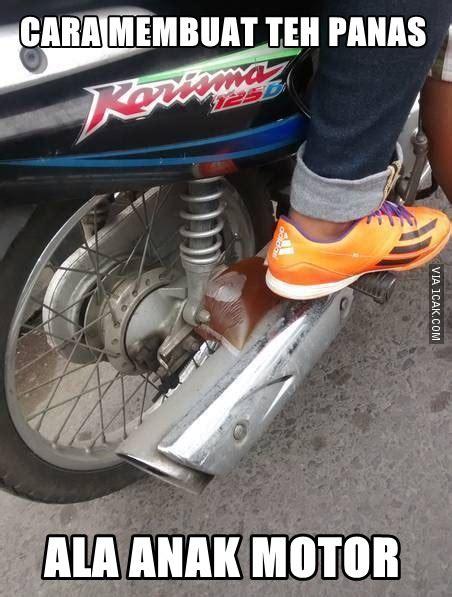 Lu Rem Motor 29 meme lucu pengendara motor di indonesia hiddenskills
