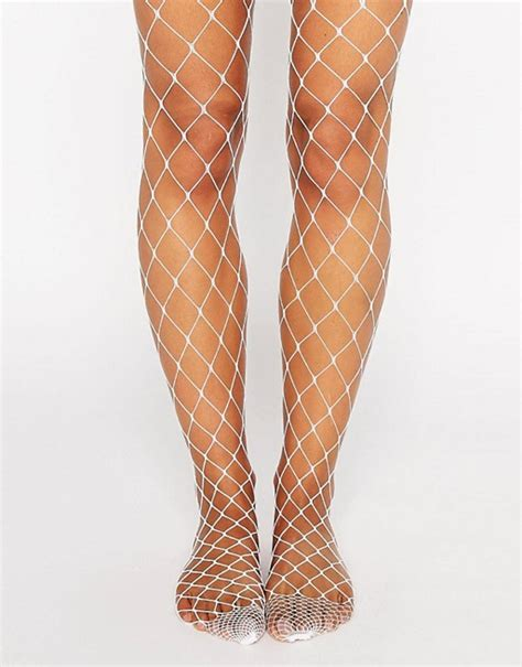 Asos Oversized Fishnet Socks asos asos oversized fishnet tights