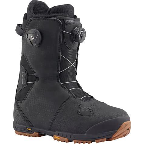 boat shoes burton burton photon boa snowboard boots 2017 evo