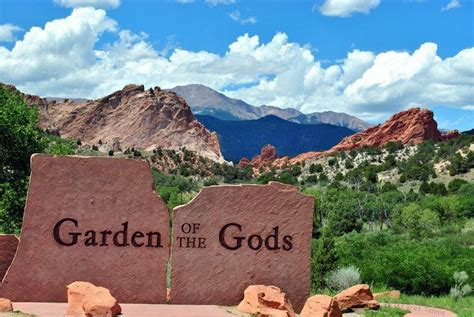 Garden Of The Gods National Park 1000 Images About Landmarks On