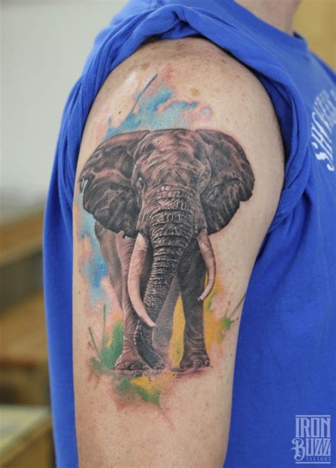 elephant tattoo cost realistic tattoos by eric india s best tattoo artists