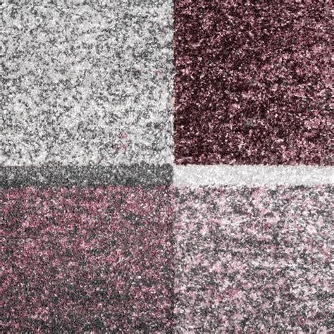 teppich hochwertig designer teppich hochwertig kariert konturenschnitt