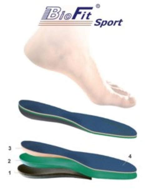 insoles for athletic shoes biofit sport cushioned insoles for orthotic shop