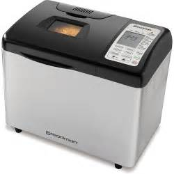 Walmart Bread Machine Breadman Chrome Ultimate Breadmaker Tr2500bc Walmart